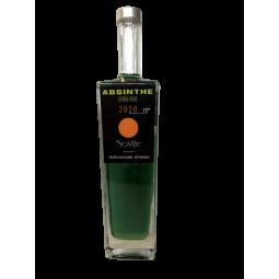 Bouteille d'absinthe 75cl