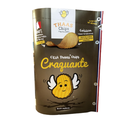 Chips craquante THAAS Chips