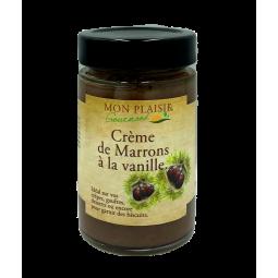 Crème de marron à la vanille bourbon